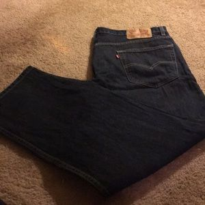 Summer Sale Mens Levi's jeans like new 550 36x29